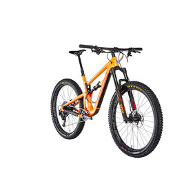 Santa Cruz Hightower 1 C XE-Kit Full suspension mountainbike 27.5+ oranje
